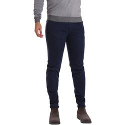 Odjeća Muškarci  Hlače s pet džepova Sei3sei PZV17 7257 Plava
