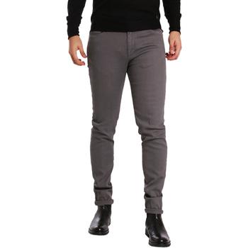Odjeća Muškarci  Hlače s pet džepova Sei3sei PZV17 7257 Siva