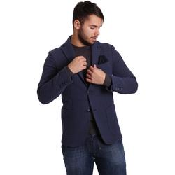 Odjeća Muškarci  Jakne i sakoi Sei3sei PZG9 7290 Plava