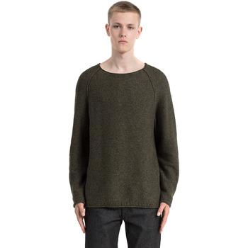 Odjeća Muškarci  Puloveri Calvin Klein Jeans J30J305476 Zelena