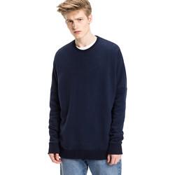 Odjeća Muškarci  Puloveri Tommy Hilfiger DM0DM03033 Plava