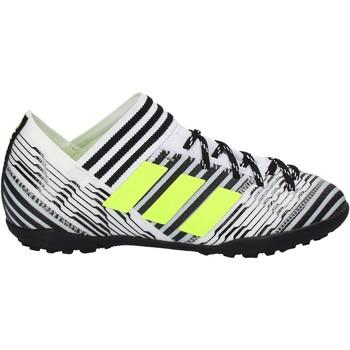 Obuća Djeca Nogomet adidas Originals BY2471 Bijela