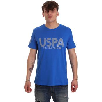 Odjeća Muškarci  Majice kratkih rukava U.S Polo Assn. 57197 49351 Plava