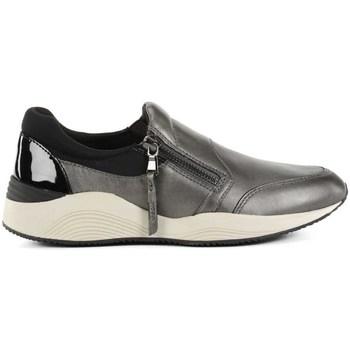 Obuća Žene  Slip-on cipele Geox D620SA 000BV Siva