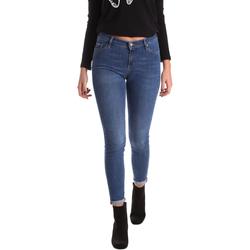 Odjeća Žene  Skinny traperice Gas 355652 Plava