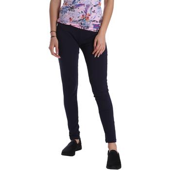 Odjeća Žene  Tajice Key Up 095F 0001 Plava