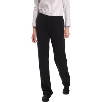 Odjeća Žene  Lagane hlače / Šalvare Key Up 549F 0001 Crno