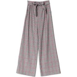 Odjeća Žene  Lagane hlače / Šalvare Denny Rose 721DD20029 Crno