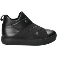 Obuća Žene  Slip-on cipele Fornarina PI18YM1063VQ00 Crno