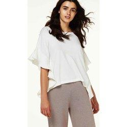 Odjeća Žene  Topovi i bluze Liu Jo M67098MA99E Bijela