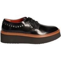 Obuća Žene  Derby cipele Triver Flight 217-02 Crno