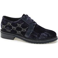 Obuća Žene  Derby cipele Apepazza CMB03 Plava