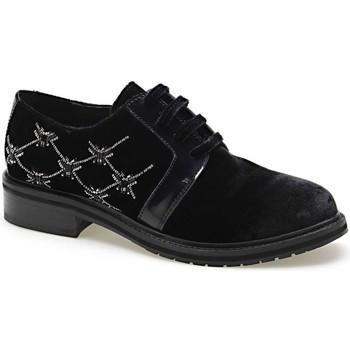 Obuća Žene  Derby cipele Apepazza CMB03 Crno
