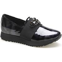 Obuća Žene  Slip-on cipele Apepazza MCT16 Crno
