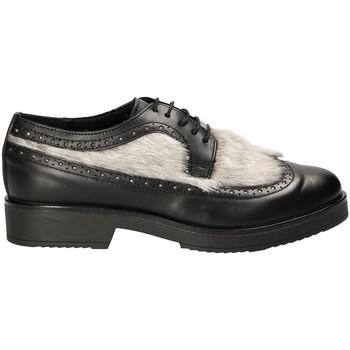 Obuća Žene  Derby cipele Mally 4665SA Crno