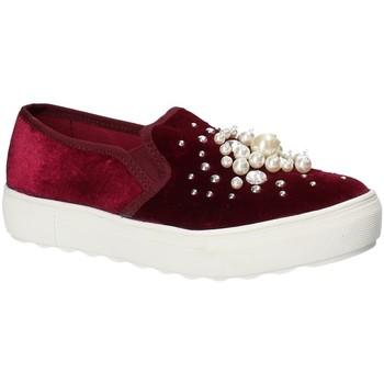 Obuća Žene  Slip-on cipele Fornarina PI18RU1149A073 Crvena