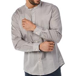 Odjeća Muškarci  Košulje dugih rukava Gaudi 811BU45012 Siva