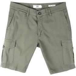 Odjeća Muškarci  Bermude i kratke hlače Sei3sei PZV130 8157 Zelena