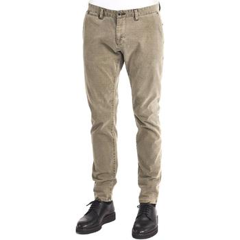 Odjeća Muškarci  Chino hlačei hlače mrkva kroja Gaudi 821FU25013 Bež