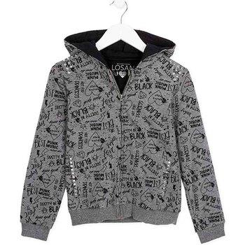 Odjeća Djeca Sportske majice Losan 724 6017AB Siva