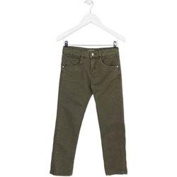 Odjeća Djeca Hlače s pet džepova Losan 723 9661AA Zelena