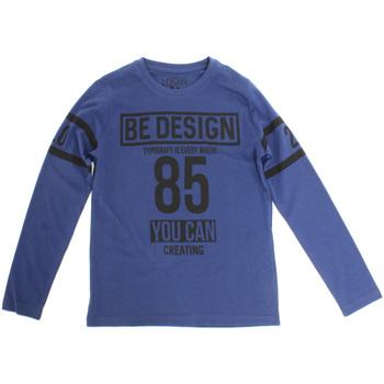 Odjeća Djeca Majice dugih rukava Losan 723 1203AA Plava