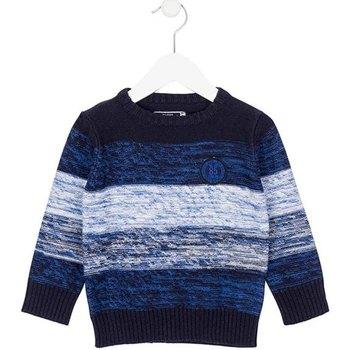 Odjeća Djeca Puloveri Losan 725 5000AC Plava