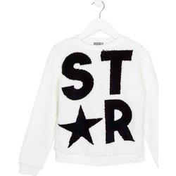 Odjeća Djeca Sportske majice Losan 724 6018AB Bijela