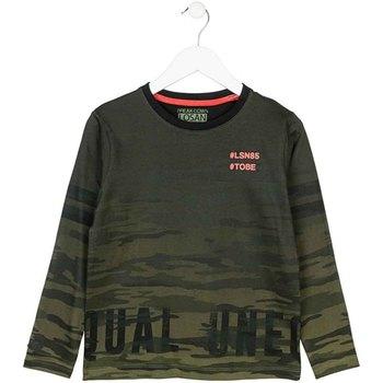 Odjeća Djeca Majice dugih rukava Losan 723 1013AA Zelena