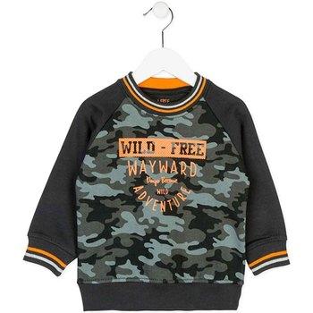 Odjeća Djeca Sportske majice Losan 725 6008AC Zelena