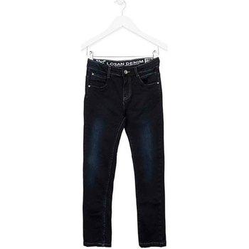 Odjeća Djeca Slim traperice Losan 723 9001AA Plava