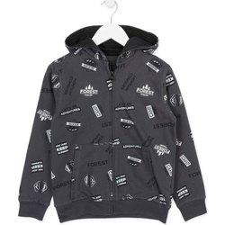 Odjeća Djeca Sportske majice Losan 723 6009AA Siva