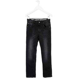 Odjeća Djeca Slim traperice Losan 723 9004AA Siva
