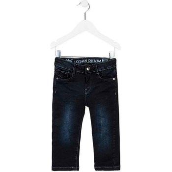 Odjeća Djeca Slim traperice Losan 725 9005AC Plava