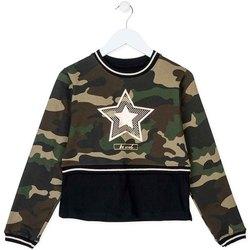 Odjeća Djeca Sportske majice Losan 724 6023AB Zelena