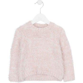 Odjeća Djeca Puloveri Losan 726 5002AD Ružičasta