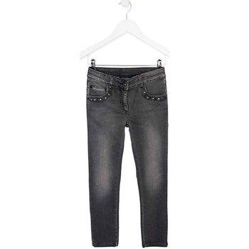 Odjeća Djeca Slim traperice Losan 724 6034AB Siva