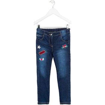 Odjeća Djeca Slim traperice Losan 724 6030AB Plava
