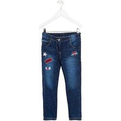 Odjeća Djeca Slim traperice Losan 723 9000AA Plava