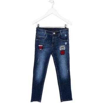 Odjeća Djeca Slim traperice Losan 723 9003AA Plava