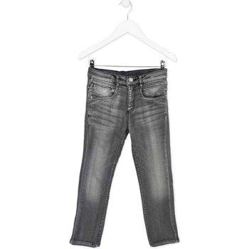 Odjeća Djeca Slim traperice Losan 723 6012AA Siva