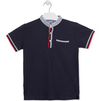Odjeća Djeca Polo majice kratkih rukava Losan 015-1791AL Plava