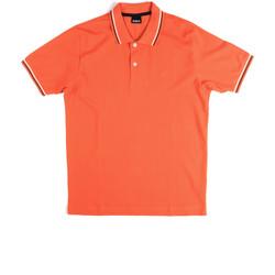 Odjeća Muškarci  Polo majice kratkih rukava Key Up 2Q70G 0001 Naranča