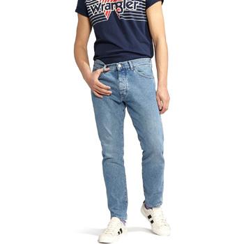 Odjeća Muškarci  Traperice ravnog kroja Wrangler W18RER Plava