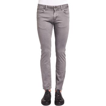Odjeća Muškarci  Slim traperice Gaudi 921BU25001 Siva