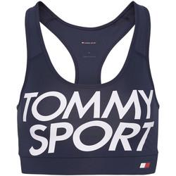 Odjeća Žene  Sportski grudnjaci Tommy Hilfiger S10S100070 Plava