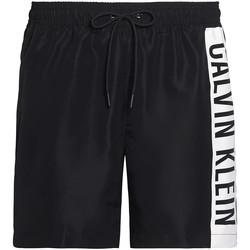 Odjeća Muškarci  Kupaći kostimi / Kupaće gaće Calvin Klein Jeans KM0KM00437 Crno