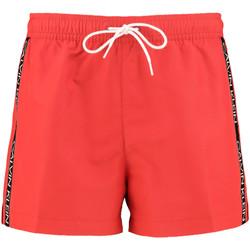 Odjeća Muškarci  Kupaći kostimi / Kupaće gaće Calvin Klein Jeans KM0KM00457 Crvena