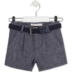 Odjeća Djeca Bermude i kratke hlače Losan 017-9790AL Plava