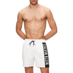 Odjeća Muškarci  Kupaći kostimi / Kupaće gaće Calvin Klein Jeans KM0KM00437 Bijela